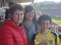Matthew Kiernan (Douglas Hall) U11 Eddie Healy Cup Final Man of the Match