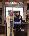 Congrats to Joe Mulcahy (St. Marys) the CSL Skechers October Player of the Month