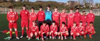 The Joma/Sportsgear Direct Cork U16s who defeated Kerry in the SFAI Subway Championship in Carrigaline