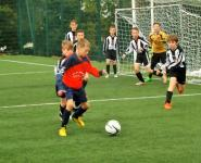 Action from Blackwater Motors U12P Springfield Ramblers v Midleton