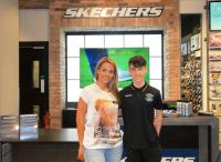 Zack McCarthy Mayfield United - March Skechers CSL U14 Player of the Month