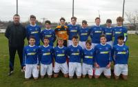 WWEC 16s who played Cork in the SFAI SUBWAY CHAMPIONSHIP