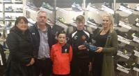 Oran Crowe (Midleton) Skechers CSL U14 Player of the Month