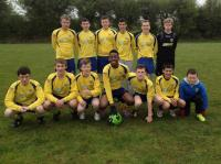 Douglas Hall A U16 Squad