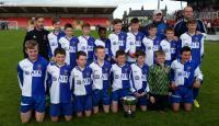 Corinthian Boys U13 Cup Winners