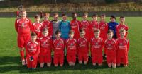 The Blackwater Motors sponsored Cork United U12 Squad who beat S. Tipperary in the SFAI Subway Championship in Carrigaline