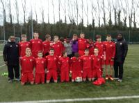 Cork U15 Squad v Waterford
