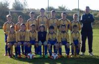 Carrigaline Hibernians U13 Squad 2014/15