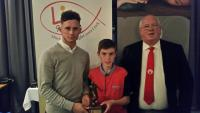 Matthew Healy (Cor Boys) - CSL U13 Player of the Year