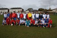 Cork Football for All Forum Blitz in Leeds
