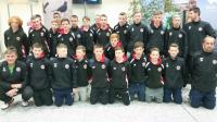 Cork U14 Squad arrive home tonight