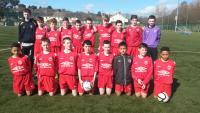 Cork U13s v Clare