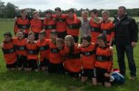Innishvilla - Umbro U13 Division 4 Champions