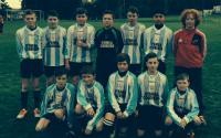 Corkbeg U14s Jan 2015