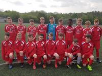 The Blackwater Motors sponsored Cork U12s who play the DDSL in the SFAI Subway All Ireland Final in Cahir