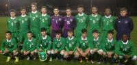 Ireland U15 Squad v Poland including Adam Idah & Adam O'Reilly