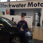 Matthew Broderick (Lakewood Athletic) - CSL Blackwater Motors U12 Player of the Month for January