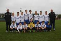 Blarney United U13P Squad 2014/15