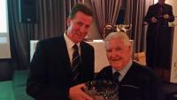 Billy Finney (Everton) - CSL Hall of Fame