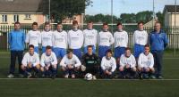 Blarney United U16 Squad 2014/15