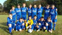 Richmond U12 Squad 2014/15