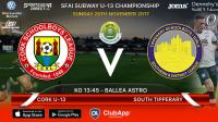 Best of luck to Cork U13s v South Tipperary