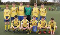 Best of luck to Douglas Hall U16s in the SFAI Skechers National Cup Final in Turners Cross on Sunday May 27