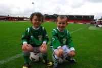 Park United Ballboys at the Cross