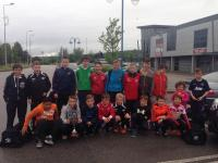 Cork U12s win Frankie O'Byrne Tournament in Waterford