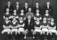 Tower Rovers U15 Evan's Cup Winners 1958