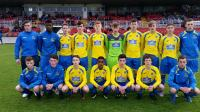 Carrigaline United U16 Cup Winners