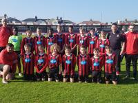 Ringmahon Rangers U12 Blackwater Motors Cup Runners Up
