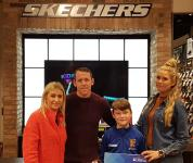 Congrats Alex Healy Byrne (Corinthian Boys) the CSL Skechers U14 Player of the Month