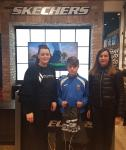 Congrats to Will Buckley (Corinthian Boys) the CSL Skechers U14 Player of the Month for February