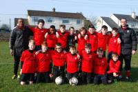 Mallow United U12 Squad v Midleton recently