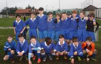 Midleton U12s through to semi final of the SFAI SKECHERS National Cup
