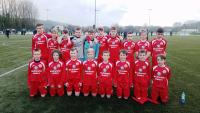 U12 Cork Tigers Squad v Waterford (Inter League)