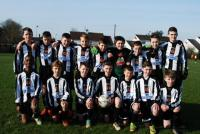 Midleton U12 Squad v Mallow United recently