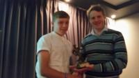 Beineón O'Brien-Whitmarsh (Cor Boys) - CSL U15 Player of the Year