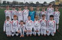 The Blackwater Motors sponsored Cork United U12s who play Cork Athletic U12s at 5pm in Blarney Sun Feb 11