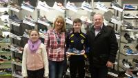 Alan O'Hare (Douglas Hall), Skechers CSL U14 Player of the Month for November