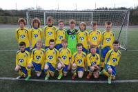 Carrigaline United U11 Premier Champions