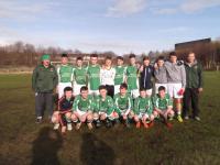 Passage U16 Squad 2014/15