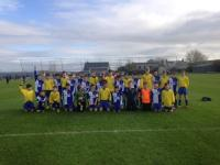 Cor Boys Local Derby in U13 Nat Cup