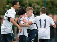 Lads on Irish 15s v Poland