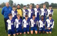 Corinthian Boys U15s through to the semi final of SFAI SKECHERS National Cup