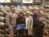 Bradley Walsh (Watergrasshill United) - CSL SKECHERS U14 Player of the Month for February