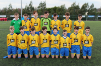 Carrigaline United U14s through to the last 8 of SFAI Skechers National Cup