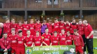 Cork U16 Squad - All Ireland Inter League Champions
