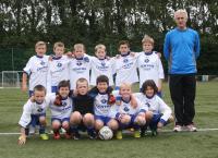 Blarney United U11 Squad 2014/15
